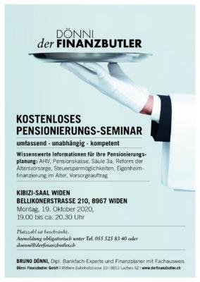 Das Pensionierungs-Seminar